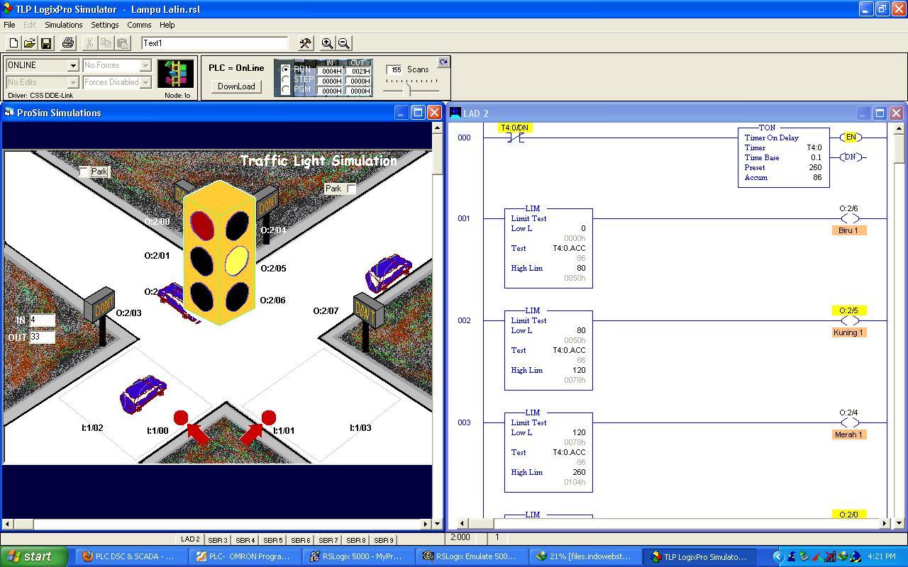 Plc Ladder Diagram For Traffic Light Pdf Schematics Data Wiring Helperbritish Blog Logixpro Logic